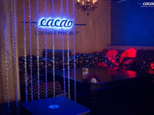 Cacao lounge project